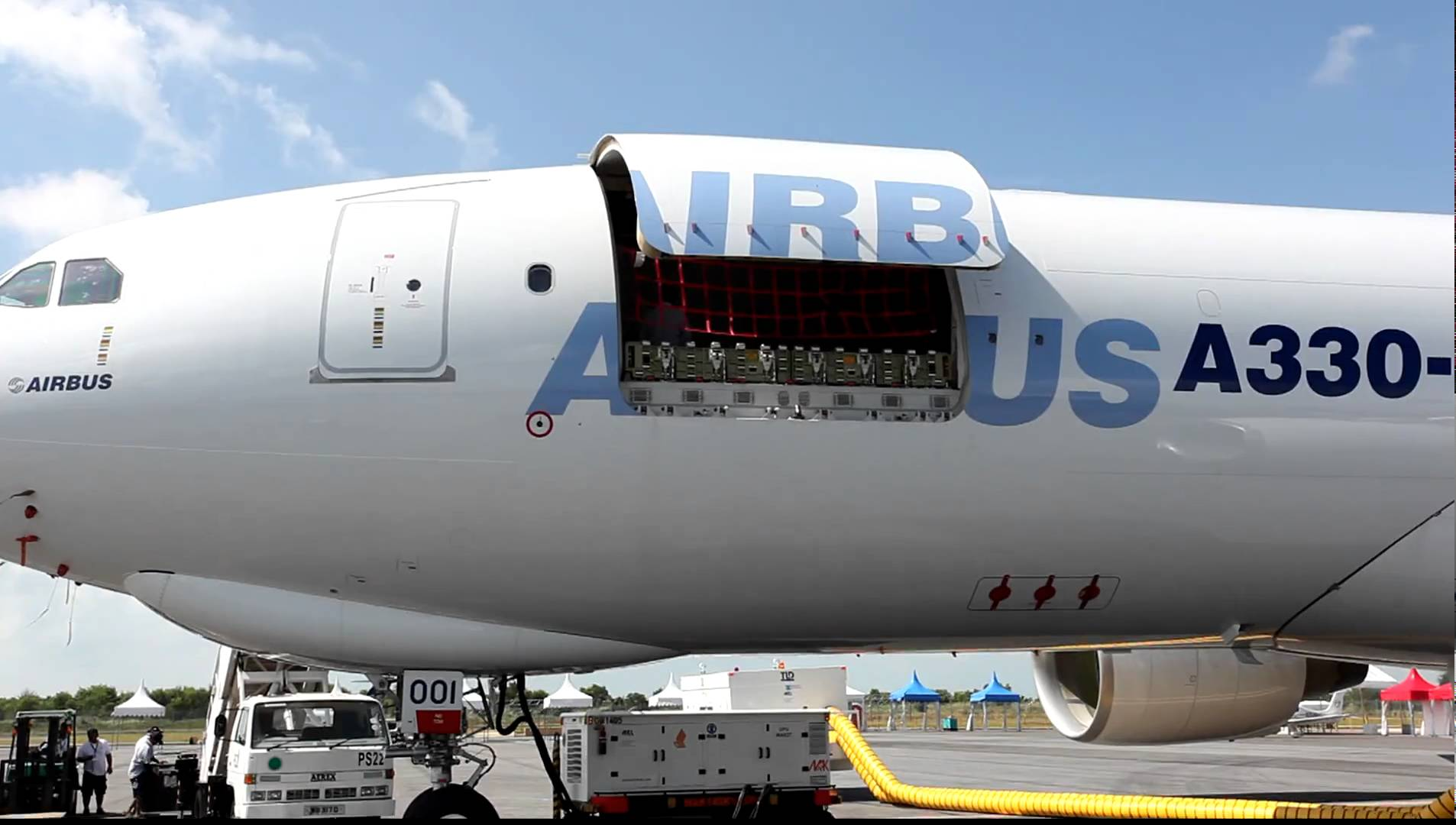 Airbus A330-200 Freighter