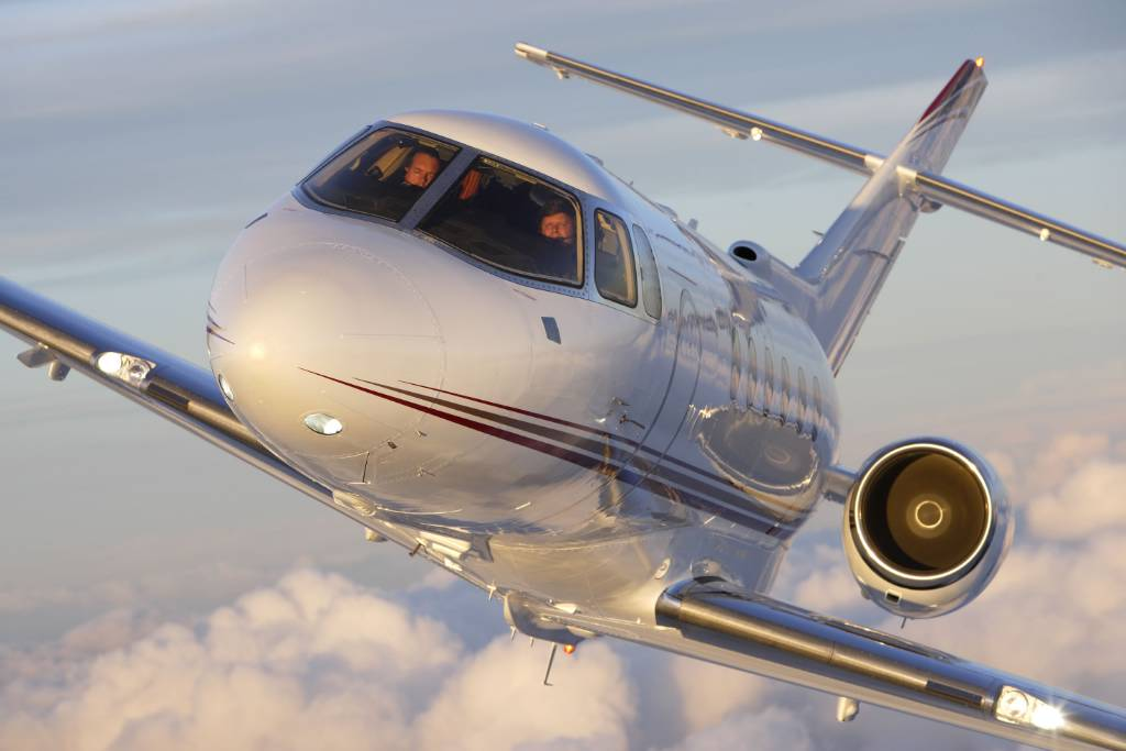 2006 Beechcraft Hawker 850XP
