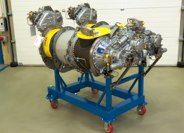 PT6T-3DF TwinPac Engines