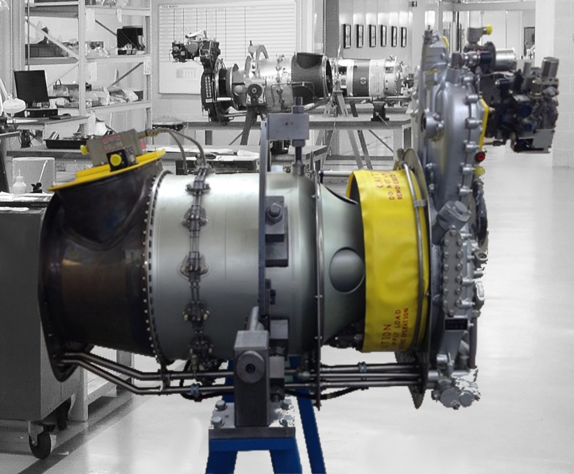 PT6T-3DF Power Sections