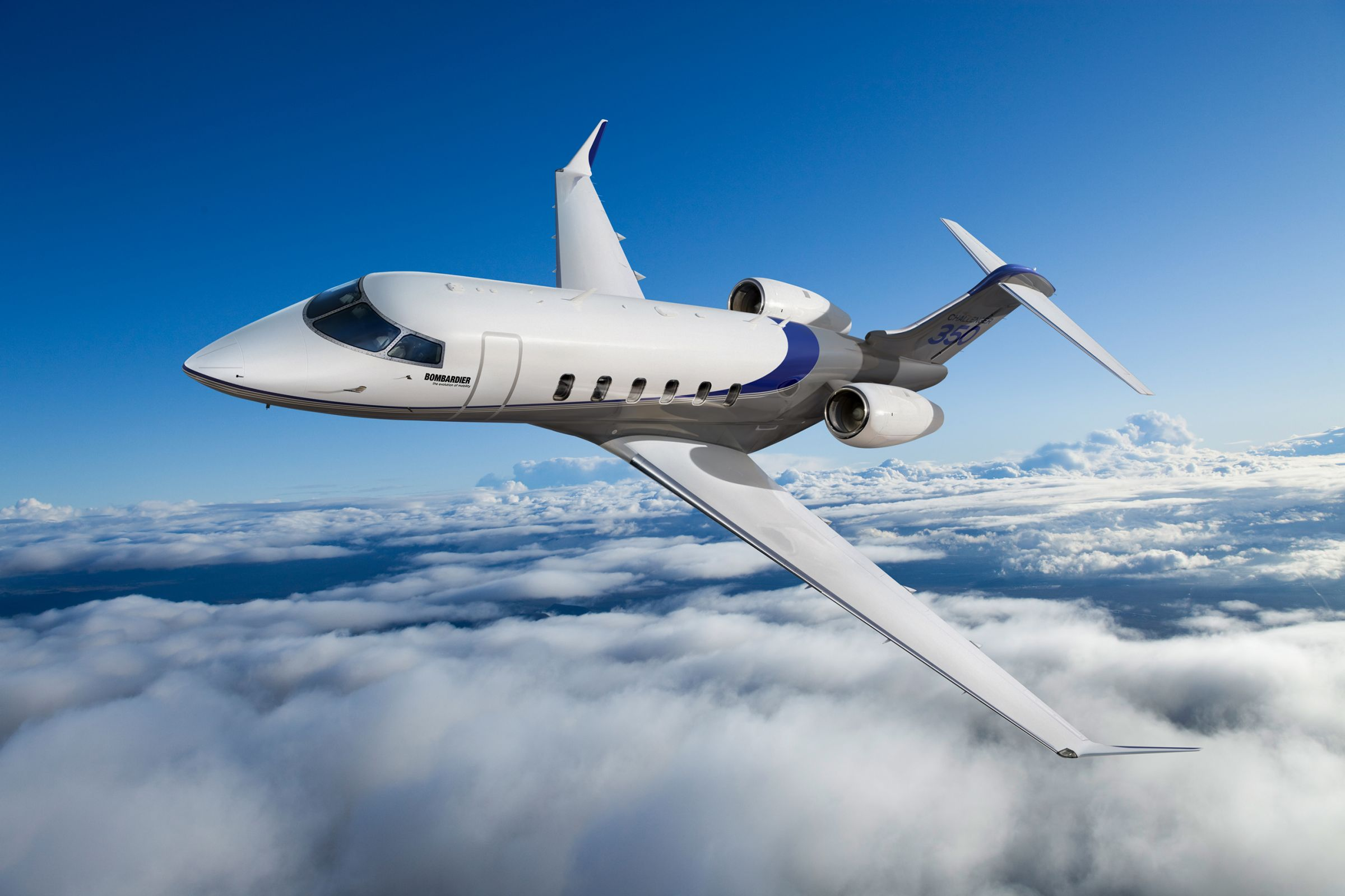 2016 BOMBARDIER CHALLENGER 350 FOR SALE