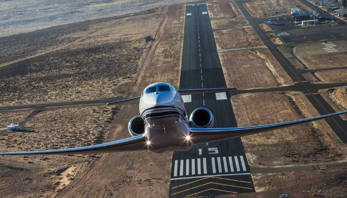 OFF MARKET: NEW AIRCRAFT GULFSTREAM G650 FOR SALE. FULL FACTORY WARRANTY.
