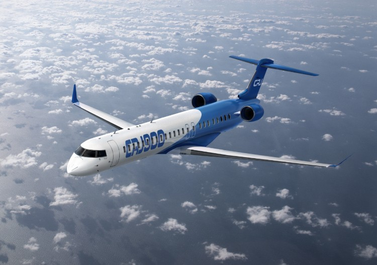 4 X 2005/2006/2007 BOMBARDIER CRJ 900 FOR SALE.