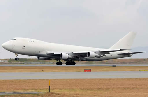 AVAILABLE YOM 2003 BOEING 747-400 FREIGHTER FOR WET / ACMI LEASE