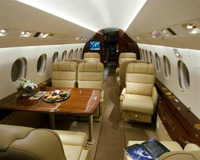 2008 DASSAULT FALCON 2000EX EASy FOR SALE IMMEDIATELY
