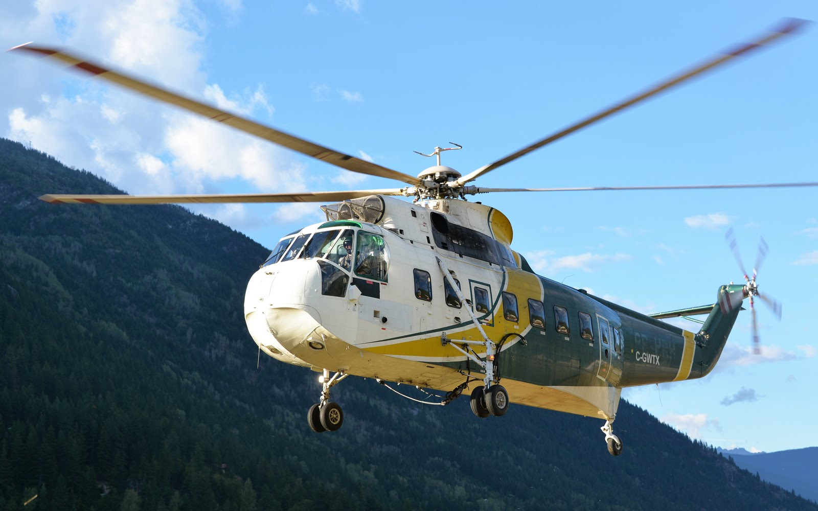 Sikorsky S-61 for sale