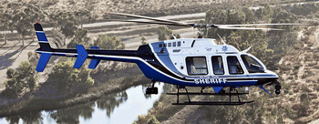 Single-engine helicopter/Bell407