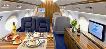 Private aircraft charter operator/Private aircraft management