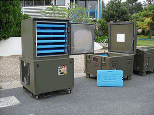 Freezing chamber/ Refrigeration equipment/Air conditioning/Refrigerated containers