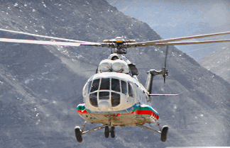 Nepal Helicopter Charter