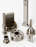 Hard metals/Wear products/Piece parts/Punch die sets