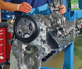 Engines manufacturers/Transmissions manufacturers