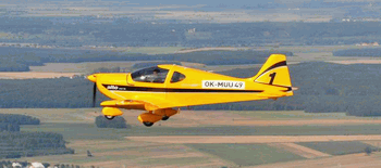 Aircraft manufacture/ /Ultralight sport aircraft/sSingle-engine aircraft/Rescue parachute system aircraft.