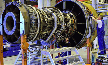 Engine MRO businesses