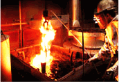 Specialty metals/Material cutting/Sizing/Machining/Heat treatment.