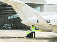 Aviation fuel supplier/Fuel storage management/Hydrant systems management