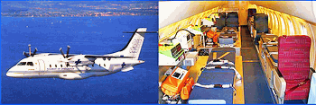 Cabin and seat layouts/Safety and emergency equipment/Aircraft interiors