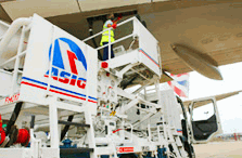 Fuel/Airport Services/Ground Handling/Cargo facilities