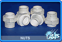 Fasteners/Bolts/Nuts/Rubber/Gasket