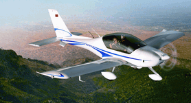 Two-seated light sport airplane/Delta wing airplane/Unmanned airplane system