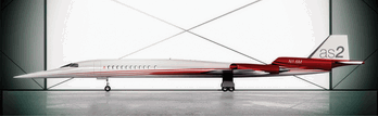 Supersonic Business Jet Design
