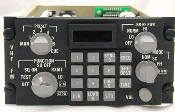 Avionics Manufacturers/Cockpit Audio-Visual Equipment/Electrical Systems