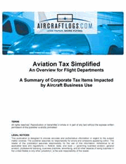 Aviation Data Management Systems/Accounting & Tax Services