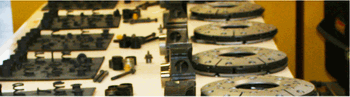 Wheels and brakes repair/Non-Destructive Testing