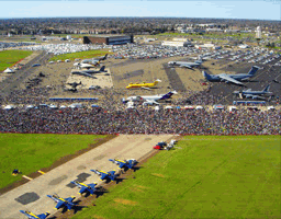 Air show planning/Production services/Advisory Services