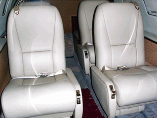 Aircraft Interior Design &/Aircraft Interior Installation/Cabin Fabrics and Leathers